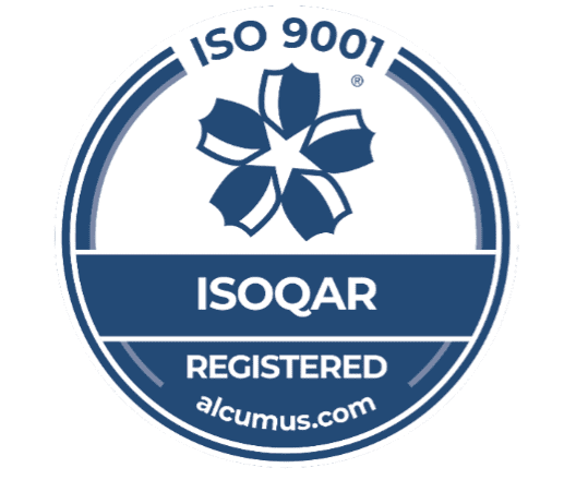 SolidTek: the only company in the UK (maybe the world!) to gain ISO:9001 for its water treatment category